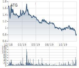 Liên tục vi phạm quy định trên thị trường chứng khoán, An Trường An (ATG) bị đưa vào diện kiểm soát đặc biệt - Ảnh 1.