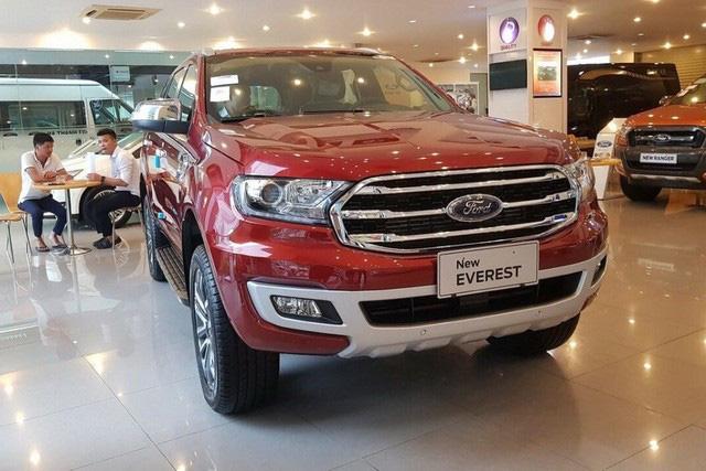 4 mẫu xe thay đổi thị trường ô tô Việt Nam 2019 - Những cú lội ngược dòng ngoạn mục biến ông lớn thành cựu vương - Ảnh 4.