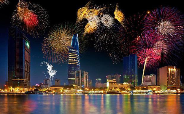 Ghim ngay 6 địa điểm ngắm pháo hoa đẹp nhất Sài Gòn dịp Tết Dương lịch 2020, lập hội đi countdown đón năm mới liền thôi! - Ảnh 5.