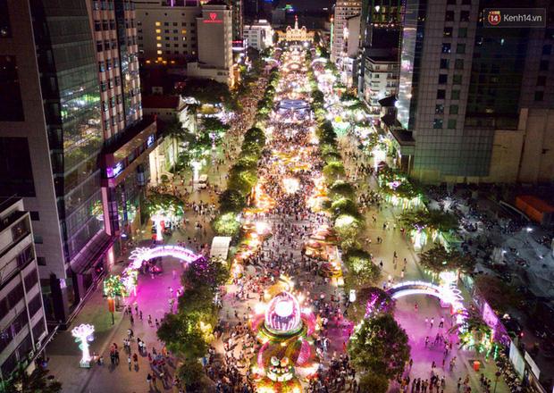 Ghim ngay 6 địa điểm ngắm pháo hoa đẹp nhất Sài Gòn dịp Tết Dương lịch 2020, lập hội đi countdown đón năm mới liền thôi! - Ảnh 6.