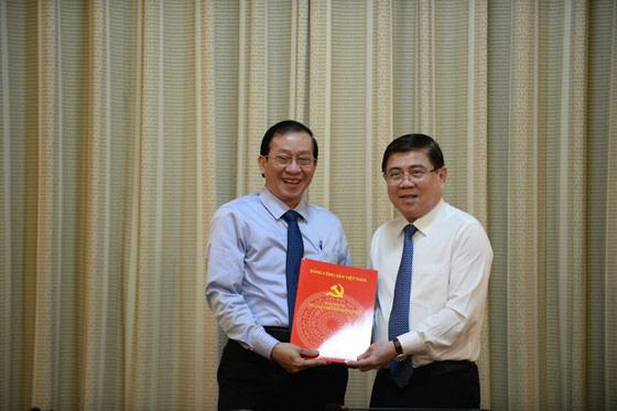 TPHCM bổ nhiệm lãnh đạo công ty Sagri và Tân Thuận - IPC - Ảnh 3.