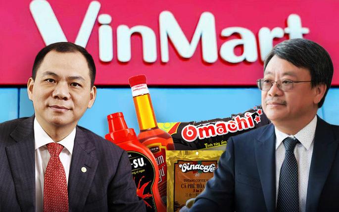 Thương vụ bất ngờ: Vingroup bán Vinmart, VinEco cho Masan