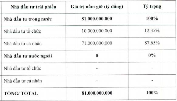 Đạt Phương (DPG) hoàn tất huy động 81 tỷ trái phiếu lãi 11,5%/năm, chủ yếu từ nhà đầu tư cá nhân - Ảnh 1.