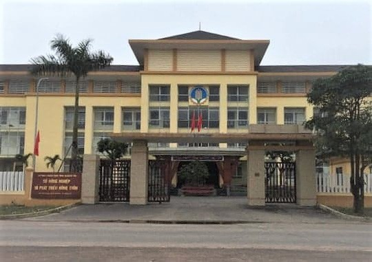Hai lãnh đạo Sở Nông nghiệp và Phát triển nông thôn Quảng Trị bị kỷ luật - Ảnh 1.
