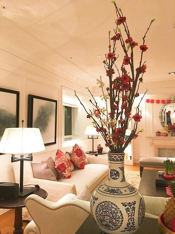 Trang trí nhà cửa đón Tết đơn giản mà vẫn 'đẹp rụng rời' - Ảnh 3.