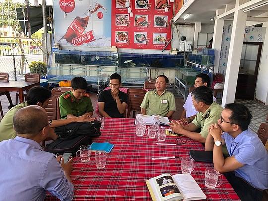 Tổng kiểm tra dịch vụ du lịch ở Nha Trang sau vụ chặt chém - Ảnh 1.