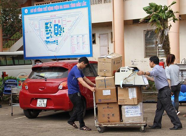 Di dời Bệnh viện đa khoa tỉnh Đắk Lắk - Ảnh 2.