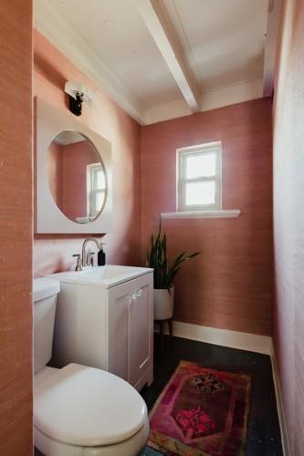 Nội thất dành cho chủ nhà yêu thích sự sắc nét và trật tự - Ảnh 7.