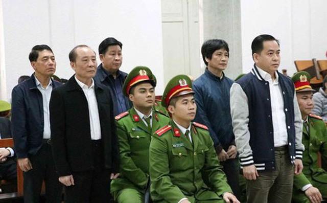 Cựu Thứ trưởng Bộ Công an Bùi Văn Thành kháng cáo, xin hưởng án treo - Ảnh 1.