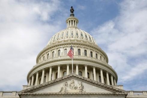 Quốc hội Mỹ thông qua dự luật ngân sách tránh Chính phủ khỏi đóng cửa - Ảnh 1.