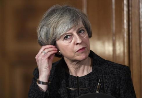 Hạ viện Anh lại bỏ phiếu bác bỏ chiến lược Brexit của Thủ tướng May - Ảnh 1.