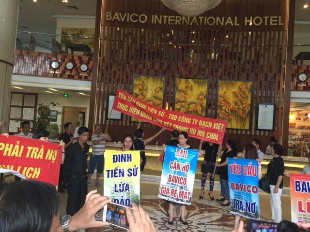 Khách hàng mua căn hộ du lịch Bavico Nha Trang tiếp tục kêu cứu - Ảnh 1.