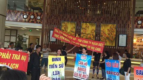 Khách hàng mua căn hộ du lịch Bavico Nha Trang tiếp tục kêu cứu - Ảnh 2.