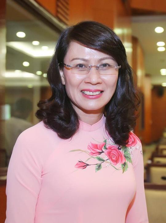 Phó Chủ tịch UBND TP HCM Nguyễn Thị Thu qua đời  - Ảnh 1.
