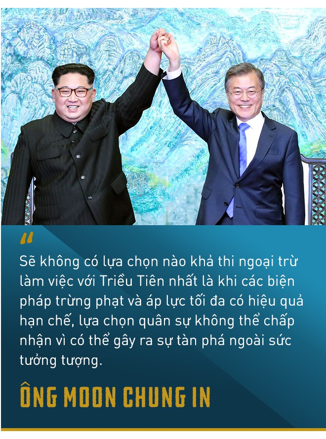 Cố vấn đặc biệt của Tổng thống Hàn Quốc: Triều Tiên không ngang ngược, nhà lãnh đạo Kim Jong Un không điên rồ, bốc đồng - Ảnh 6.