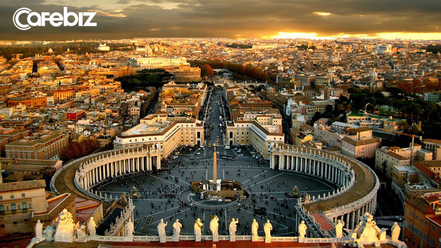 Từ Vatican đến Jerusalem: Hai điểm du lịch tâm linh khổng lồ cho cộng đồng Công giáo và du khách toàn thế giới - Ảnh 1.