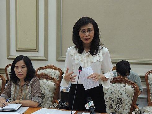 Các dấu ấn nổi bật của Phó Chủ tịch TPHCM Nguyễn Thị Thu  - Ảnh 4.