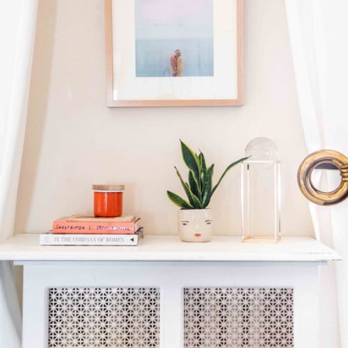 Bài trí căn hộ nhỏ cho cô nàng yêu thích màu hồng - Ảnh 4.