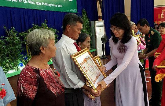 Các dấu ấn nổi bật của Phó Chủ tịch TPHCM Nguyễn Thị Thu  - Ảnh 5.