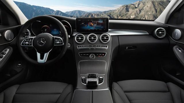 Đánh giá Mercedes-Benz C-Class 2019 trước giờ G - Ảnh 9.