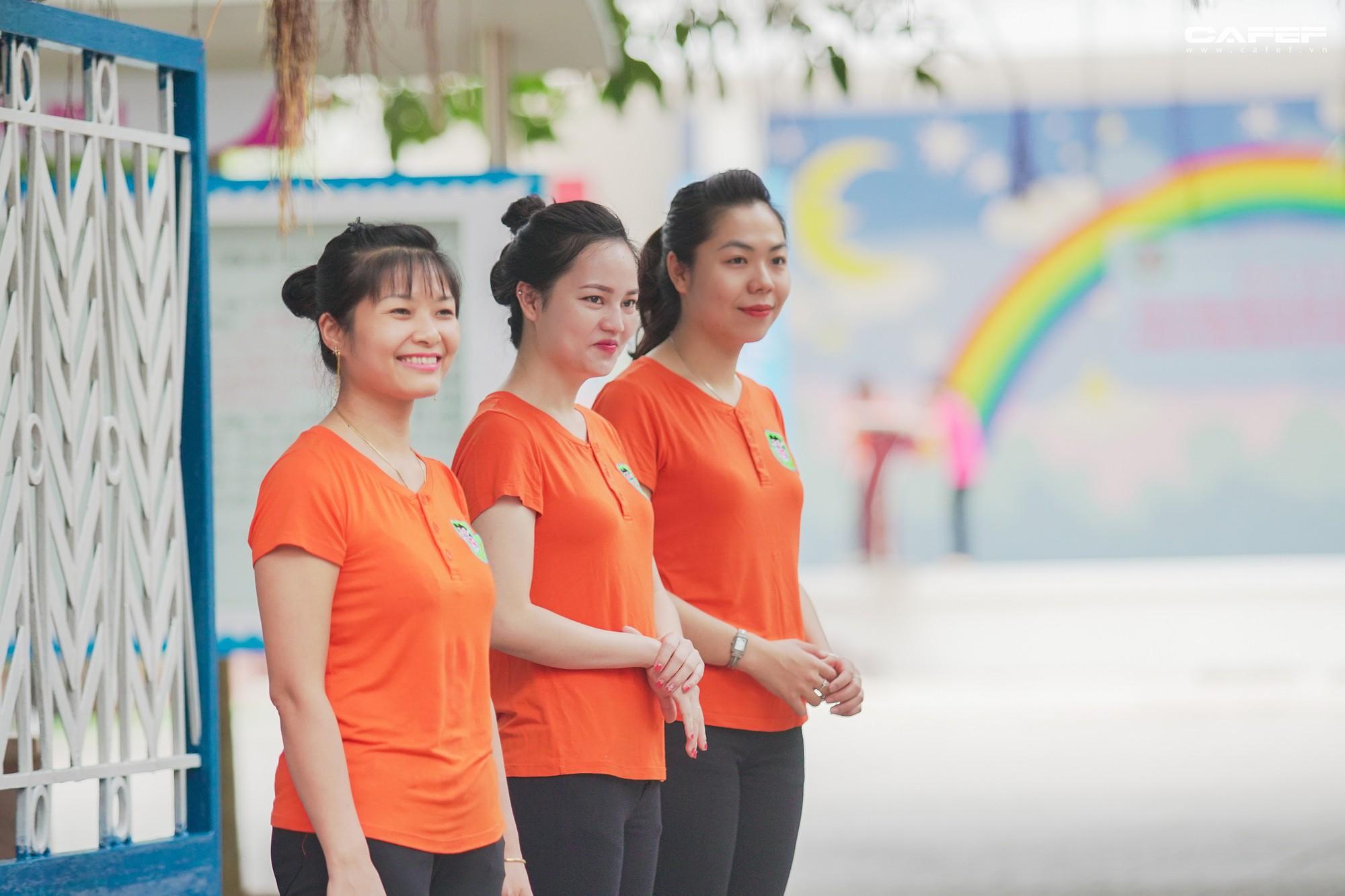 Ký ức ngọt ngào về Triều Tiên của ngôi trường mẫu giáo đặc biệt ở Hà Nội - Ảnh 4.