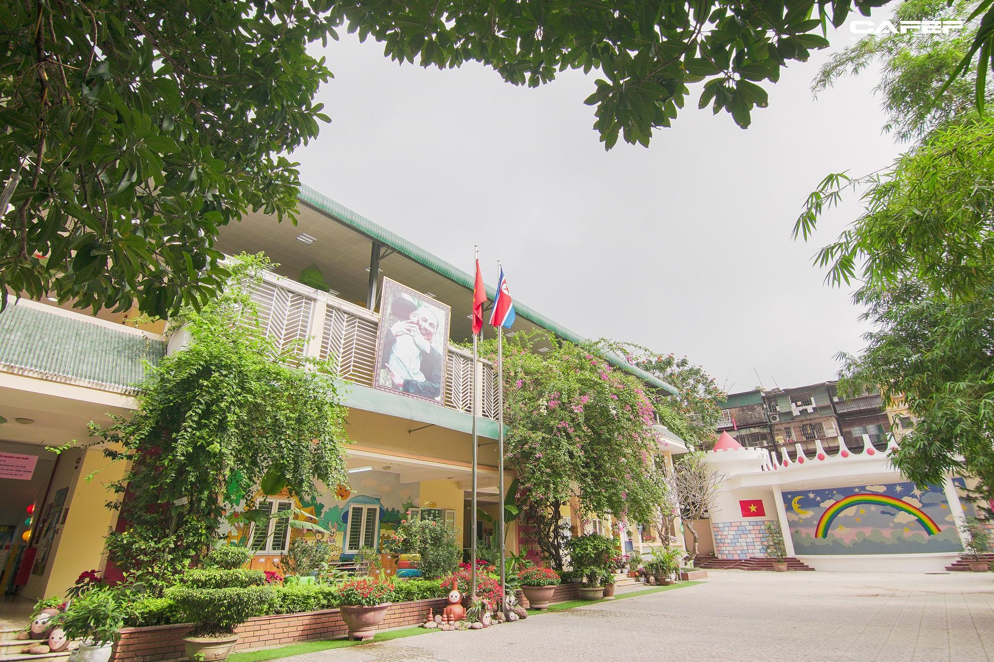 Ký ức ngọt ngào về Triều Tiên của ngôi trường mẫu giáo đặc biệt ở Hà Nội - Ảnh 2.