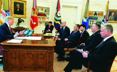 Hai nhân vật then chốt ảnh hưởng thành bại của Thượng đỉnh Mỹ-Triều 2 - Ảnh 2.