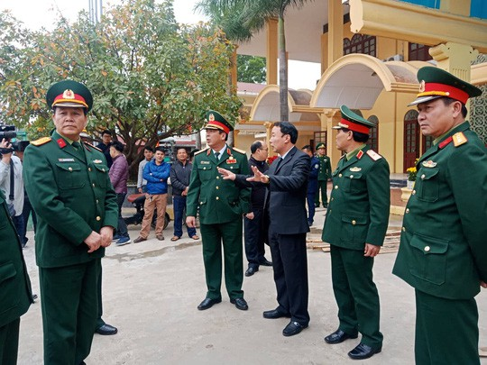 An ninh thắt chặt, phóng viên quốc tế có mặt tại Ga Đồng Đăng trước Thượng đỉnh Mỹ-Triều - Ảnh 14.