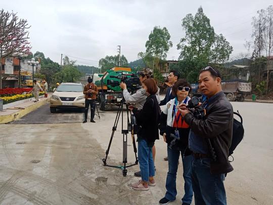 An ninh thắt chặt, phóng viên quốc tế có mặt tại Ga Đồng Đăng trước Thượng đỉnh Mỹ-Triều - Ảnh 15.