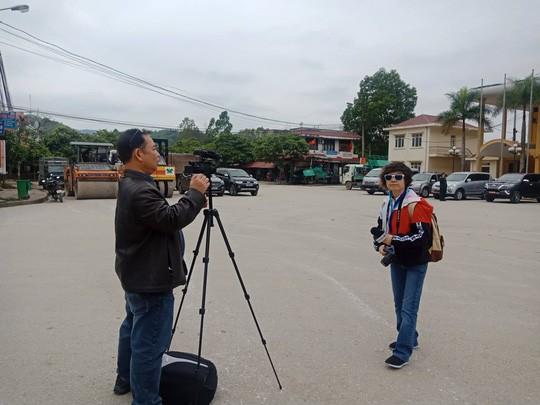 An ninh thắt chặt, phóng viên quốc tế có mặt tại Ga Đồng Đăng trước Thượng đỉnh Mỹ-Triều - Ảnh 16.