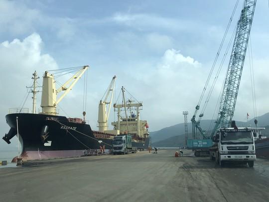 Báo cáo Thủ tướng kết quả thực hiện kết luận thanh tra cảng Quy Nhơn - Ảnh 1.