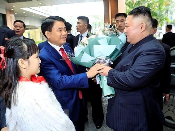 Hình ảnh Chủ tịch Triều Tiên Kim Jong-un bên trong khách sạn Melia - Ảnh 1.