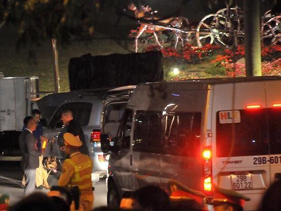 Mật vụ Mỹ siết chặt an ninh quanh khách sạn Marriott - Ảnh 18.