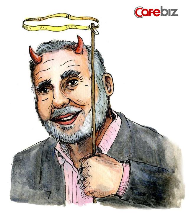 Chân dung huyền thoại đầu tư Do Thái Carl Icahn: Từ chơi Poker kiếm tiền ăn học trở thành Sói già phố Wall - Ảnh 3.