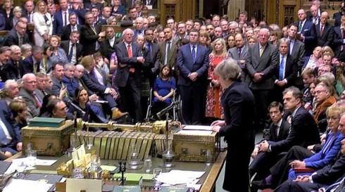Hạ viện Anh ủng hộ việc tạm hoãn thời điểm thực thi Brexit - Ảnh 1.