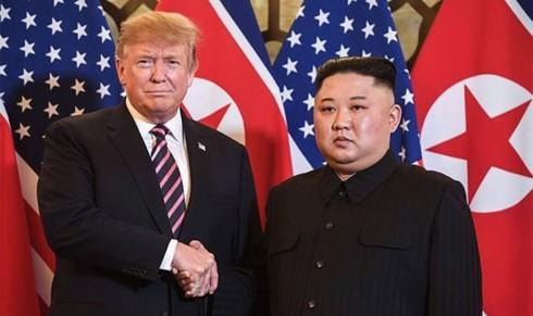 Dư luận kết thúc ngày 1 Thượng đỉnh Mỹ-Triều: Sự khởi đầu tốt đẹp - Ảnh 1.