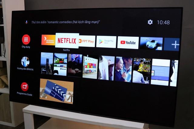 Vì sao Sony Android TV cuốn hút người Việt đến vậy? - Ảnh 1.