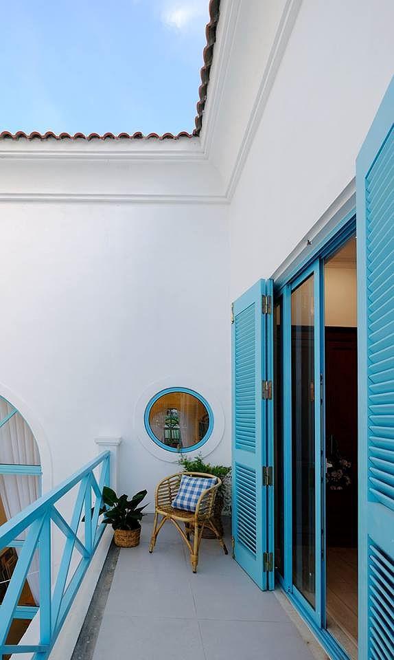 Nhà 2 tầng đẹp như vườn cổ tích ở Đà Nẵng - Ảnh 13.