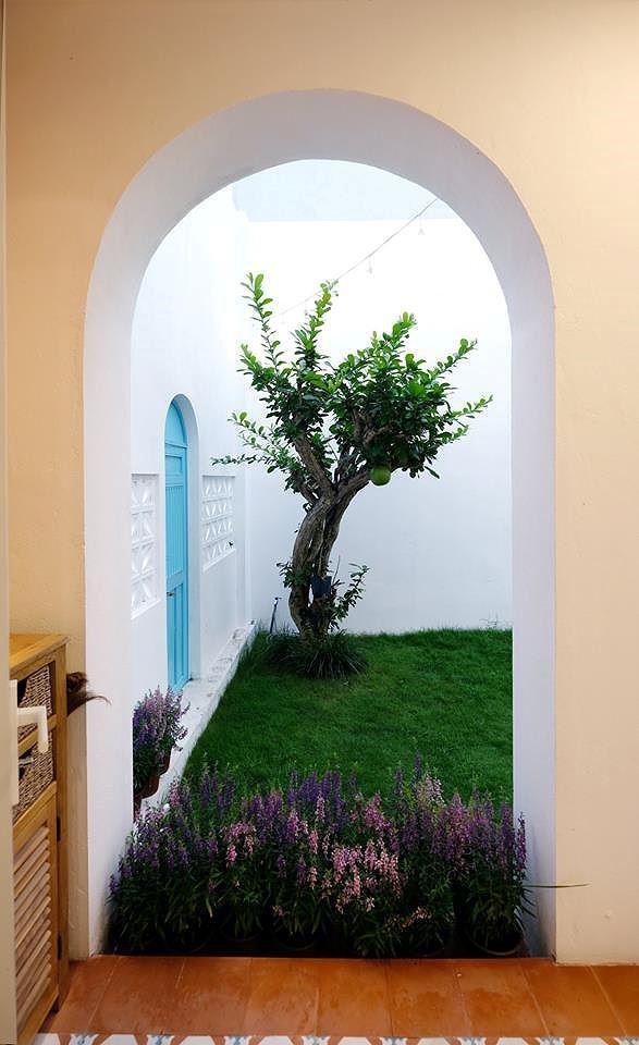 Nhà 2 tầng đẹp như vườn cổ tích ở Đà Nẵng - Ảnh 14.