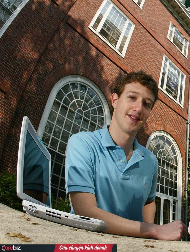 Hôm nay Facebook tròn 15 tuổi, cùng nhìn lại hành trình khó tin của Mark Zuckerberg: Từ cậu sinh viên bỏ học đến tỷ phú sở hữu MXH 'đông dân' nhất hành tinh - Ảnh 1.