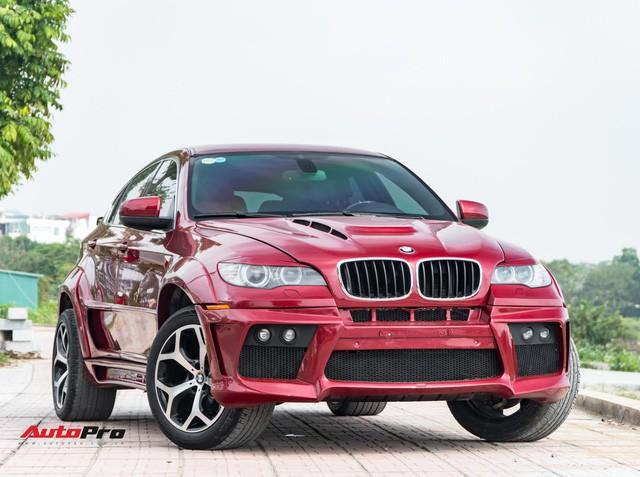 Lột xác từ trong ra ngoài, BMW X6 2008 vẫn chỉ có giá hơn 700 triệu đồng - Ảnh 2.