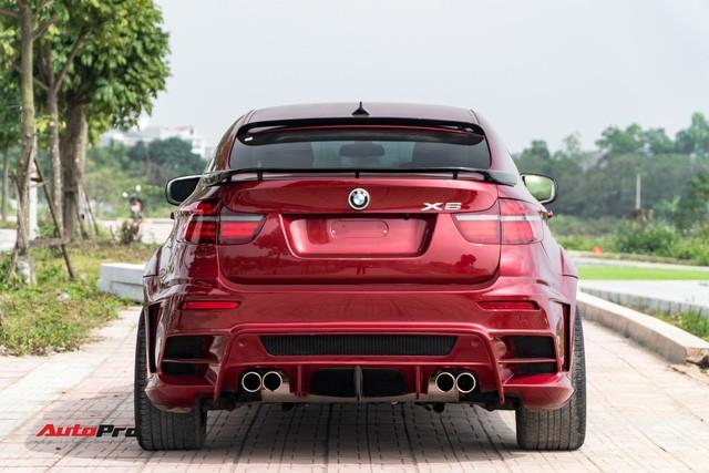 Lột xác từ trong ra ngoài, BMW X6 2008 vẫn chỉ có giá hơn 700 triệu đồng - Ảnh 8.