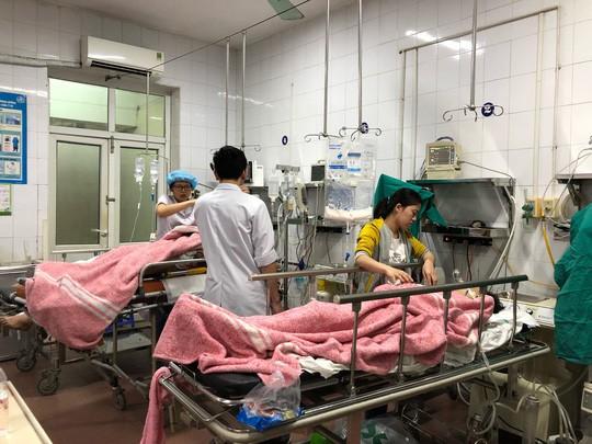 Hơn 3.400 trường hợp nhập viện do đánh nhau trong 5 ngày Tết  - Ảnh 1.