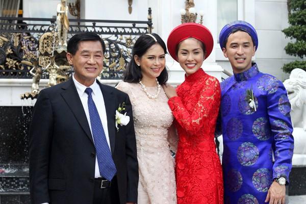 Làm dâu nhà đại gia, loạt mỹ nhân Việt đình đám được mẹ chồng đối xử thế nào? - Ảnh 10.