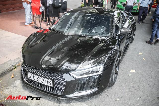 Cường Đô La đổi màu Audi R8 V10 Plus, tuy nhiên đây mới là điểm đáng chú ý - Ảnh 3.