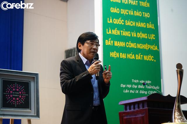 """Cựu CEO Pepsico Phạm Phú Ngọc Trai nói về doanh nghiệp xã hội: """"Các bạn không thể làm chuyện xã hội tốt khi công ty lỗ hoặc lỗ mãi - Ảnh 1."""