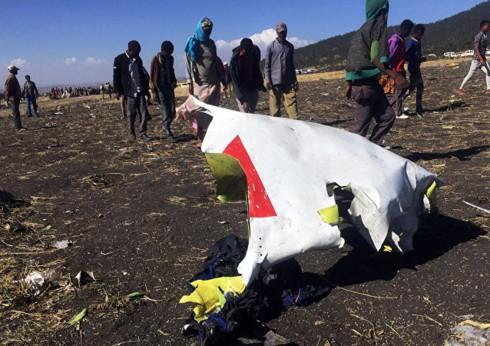 Ethiopia để quốc tang vụ tai nạn máy bay làm 157 người thiệt mạng - Ảnh 3.