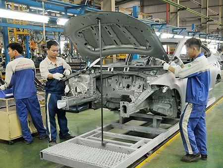 Doanh nghiệp Việt tính chơi lớn xuất khẩu ôtô - Ảnh 1.