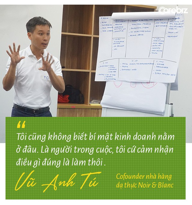 Chuyện chưa kể của ông chủ nhà hàng dạ thực duy nhất ở Việt Nam: Bỏ vị trí Giám đốc sau khủng hoảng tuổi trung niên, phá vỡ gần hết quy tắc trong Marketing F&B lại thành công rực rỡ - Ảnh 8.