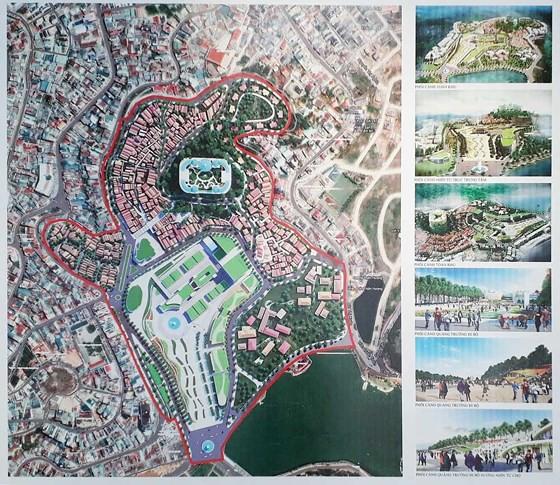 Lâm Đồng: Công bố quy hoạch chi tiết khu trung tâm Hòa Bình – Đà Lạt gồm 5 phân khu chính - Ảnh 1.